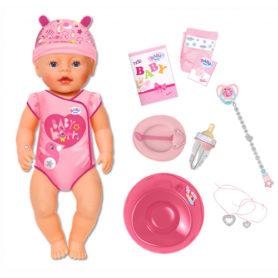 Interaktywna lalka dziewczynka Soft Touch
