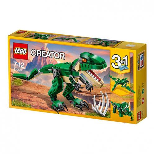 Klocki Lego Creator Potężne Dinozaury 31058 Baby Zone Sklep
