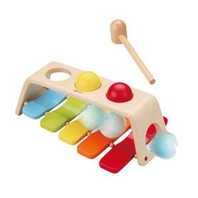 Cymbałki przybijak dla dzieci Classic World