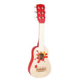 Drewniana Gitara Akustyczna dla dzieci Classic World