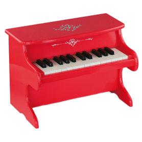 Pianinko Czerwone dla dzieci Viga