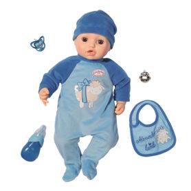 Lalka Baby Annabell Chłopiec Akexander Zapf Creation