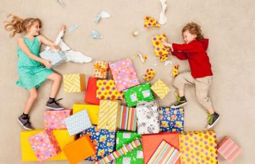 Pomysły na prezenty dla dzieci.