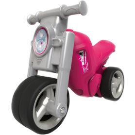 Jeździk Motor Różowy Girlie Big