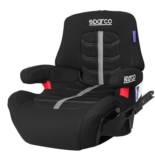 Fotelik samochodowy, Sk900i szary Isofix 22-36 Kg Sparco,baby-zone.pl