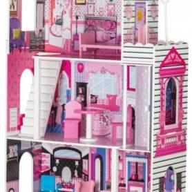Rezydencja dla lalek Miami z windą Ecotoys