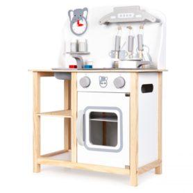 Drewniana kuchnia dla dzieci Ecotoys