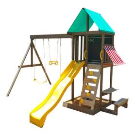 Plac zabaw Newport z piaskownicą KidKraft