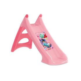 Zjeżdżalnia XS Disney Princess różowa Smoby