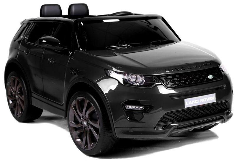 Land Rover na Akumulator Lakierowany Czarny
