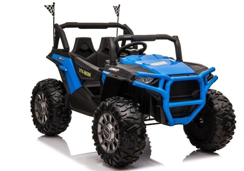 Jeep na Akumulator Niebieski