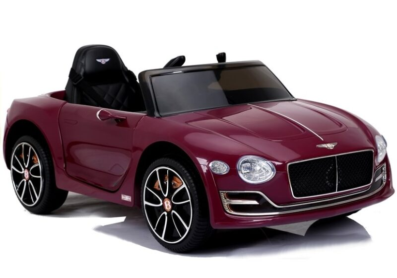 Bentley na Akumulator Lakierowany Czerwony
