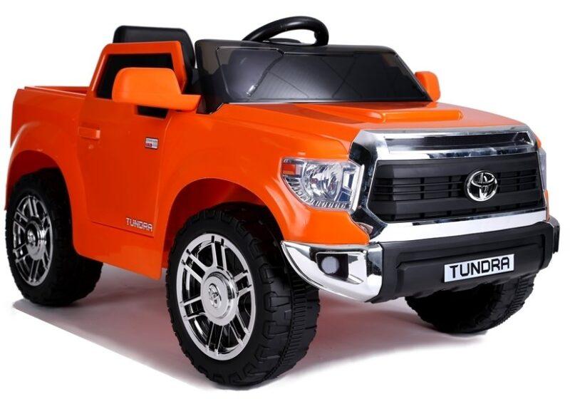 Toyota Tundra na Akumulator Pomarańczowa