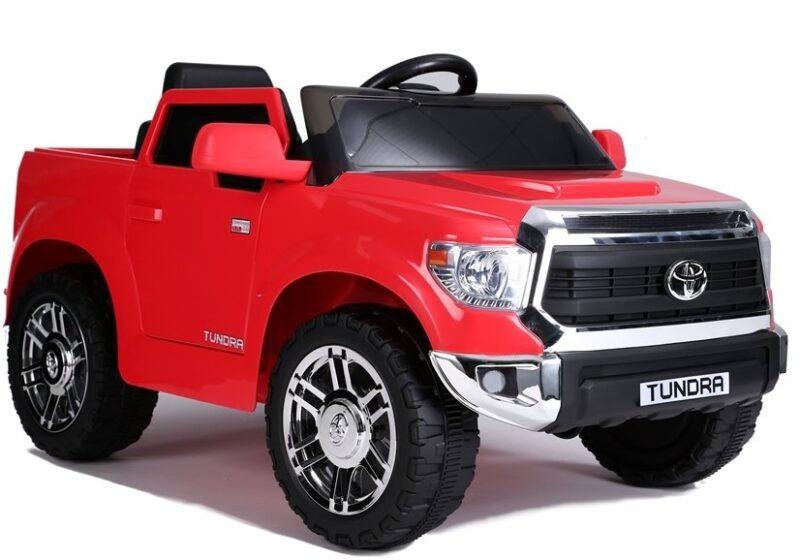 Toyota Tundra na Akumulator Lakierowany Czerwony