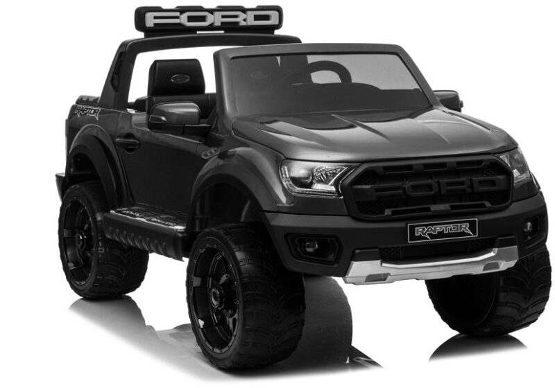Ford Ranger Raptor na Akumulator Czarny Lakier, baby-zone.pl