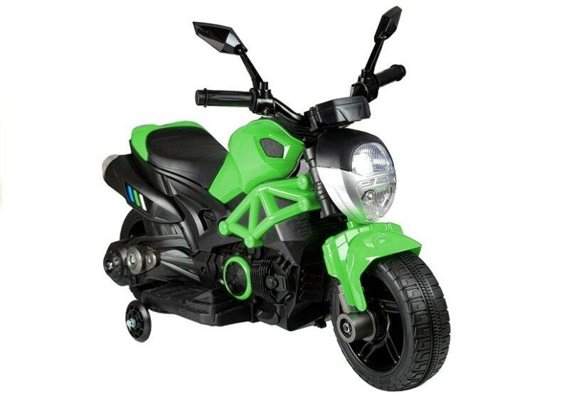 Motor na Akumulator Zielony