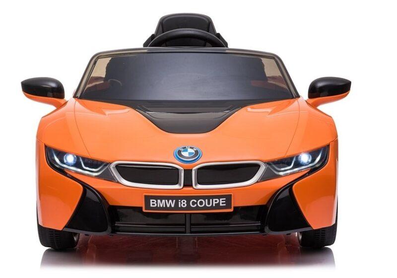 BMW I8 na Akumulator Pomarańczowy