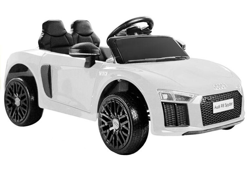 Audi R8 na Akumulator Biały, baby-zone.pl