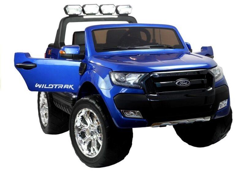 Ford na akumulator Niebieski lakierowany 4x4, baby-zone.pl