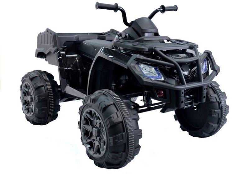 Quad na akumulator BDM 090 Czarny 24V