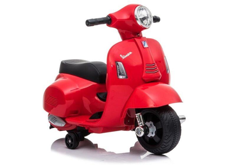 Skuter Na Akumulator H1 Czerwony