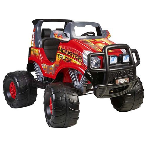 Samochód Monster Truck Auto 12V Challenger Feber