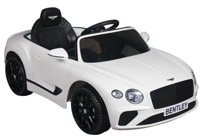 Bentley na Akumulator Biały