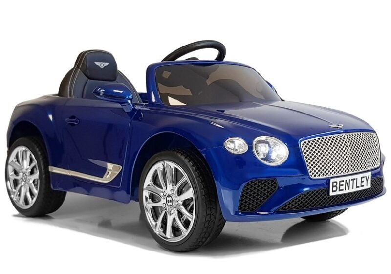 Bentley na Akumulator Niebieski Lakierowany
