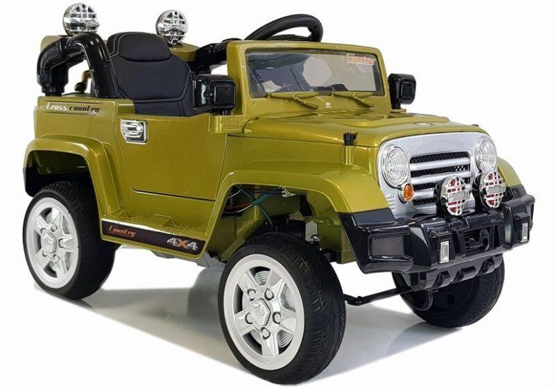 Jeep JJ24 na Akumulator Zielony, baby-zone