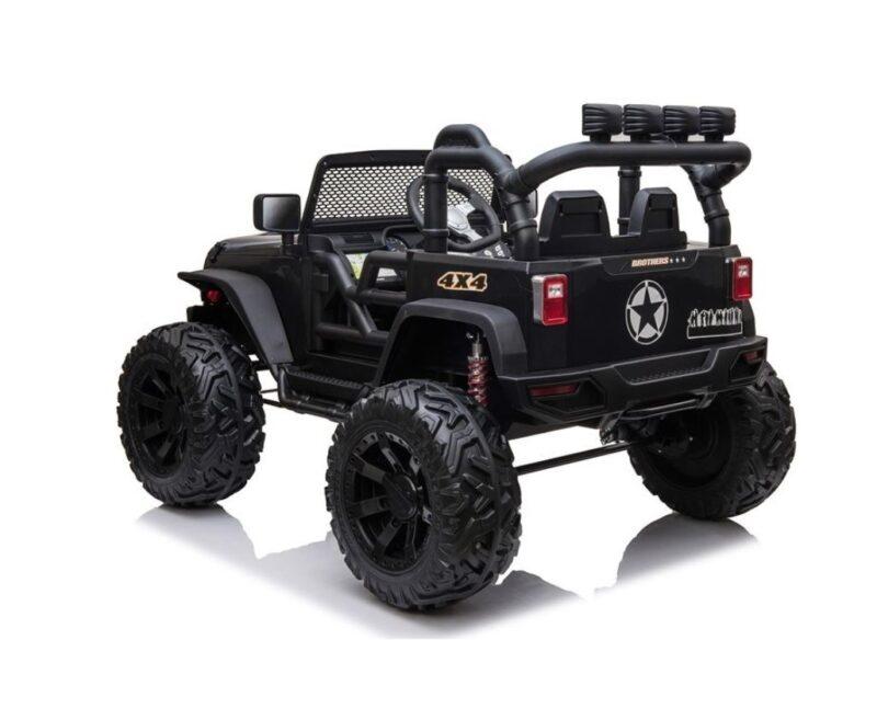 Jeep,1 4x4, Baby Zone