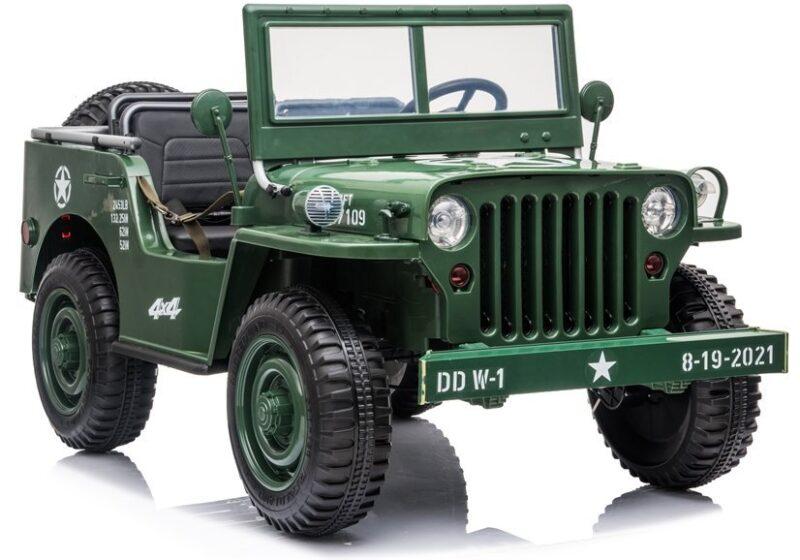 Jeep na Akumulator JH10 Moro, baby-zone.pl