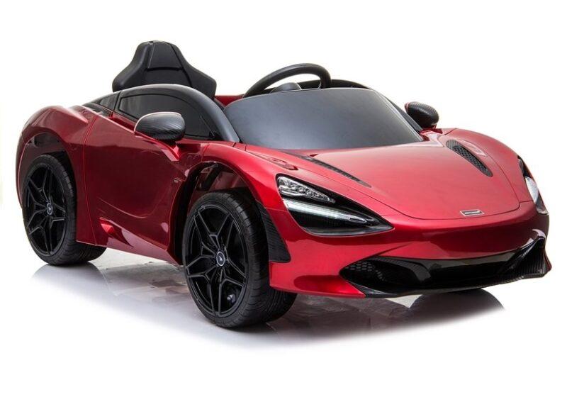 McLaren 720S na Akumulator Czerwony Lakier, baby-zone.pl