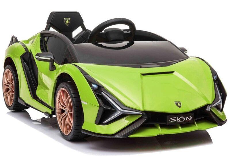 Lamborghini Sian na akumulator Zielony, baby-zone.pl