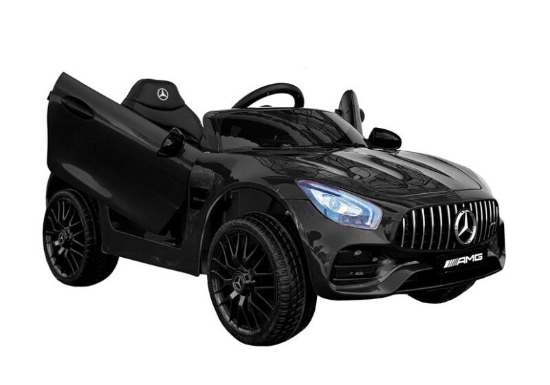 Mercedes AMG GT R na akumulator czarny, baby-zone.pl