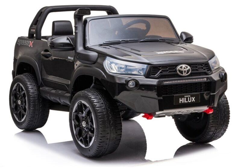 Toyota Hilux 4×4 na Akumulator Czarny, baby-zone.pl