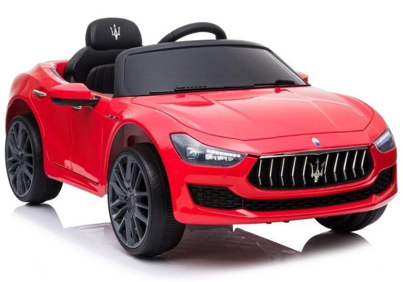 Maserati Ghibli SL631 na akumulator Czerwony, baby-zone.pl